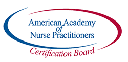American Academy of Nurse Pracitioners Certification Board logo