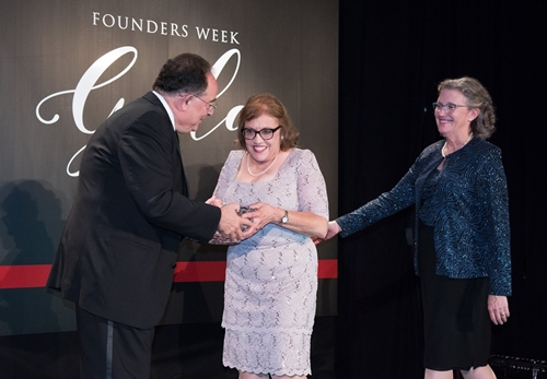 Founder's Week Award