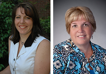 Hammersla and Windemuth serving in new leadership roles