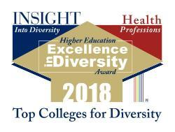 Insight Into Diversity | Higher Education Excellence in Diversity Award 2018 | Top Colleges for Diversity