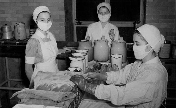 University Of Maryland Nursing >> Seeds of Change: 1920-1951 | University of Maryland School ...