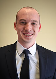 headshot of student Stephen Lee, a RN-to-BSN nursing student and Conway Scholarship recipient