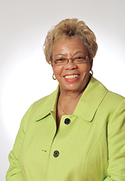 Shirley Nathan-Pulliam - nurse pioneer