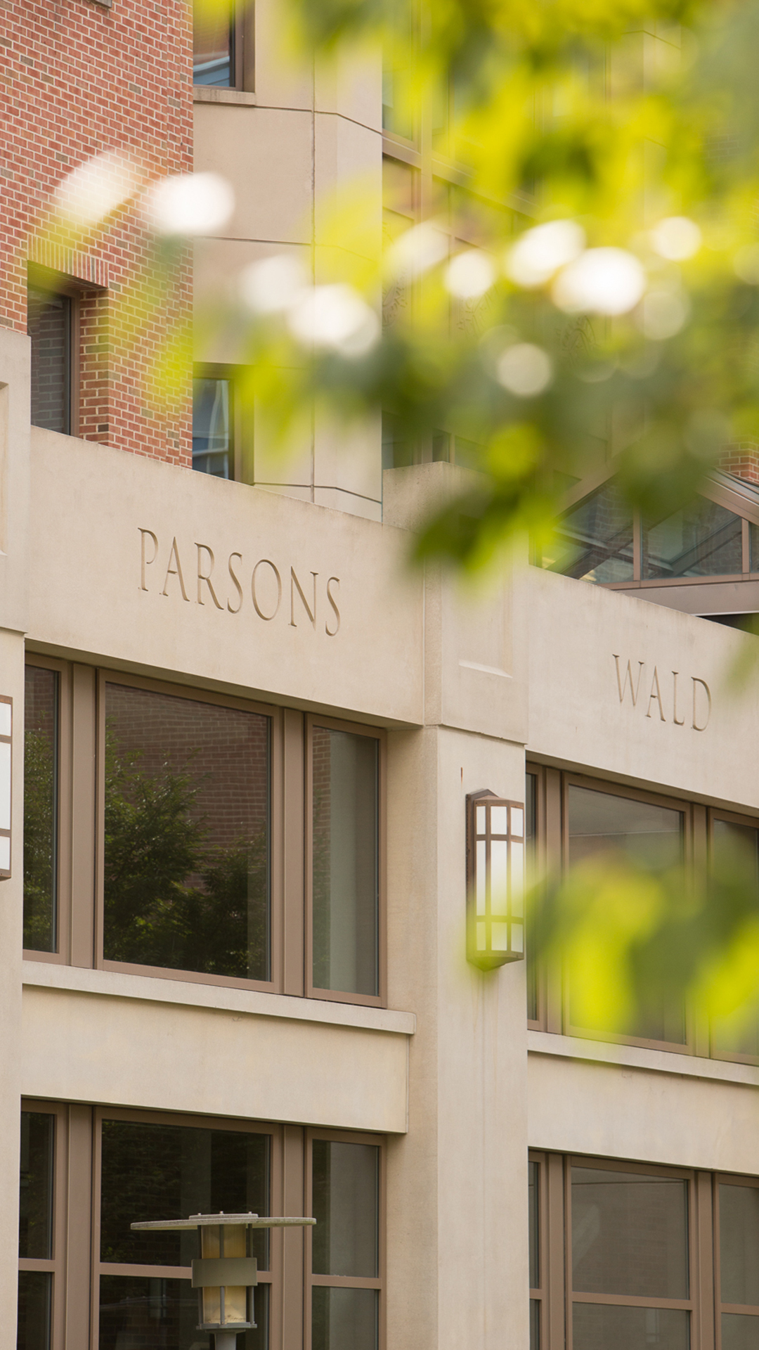 UMSON Names on Building