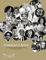 "cover of the history publication ""Innovation in Action"""