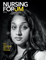 Nursing Forum_2017Fall Cover
