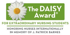 DAISY Award for Extraordinary Nursing Students